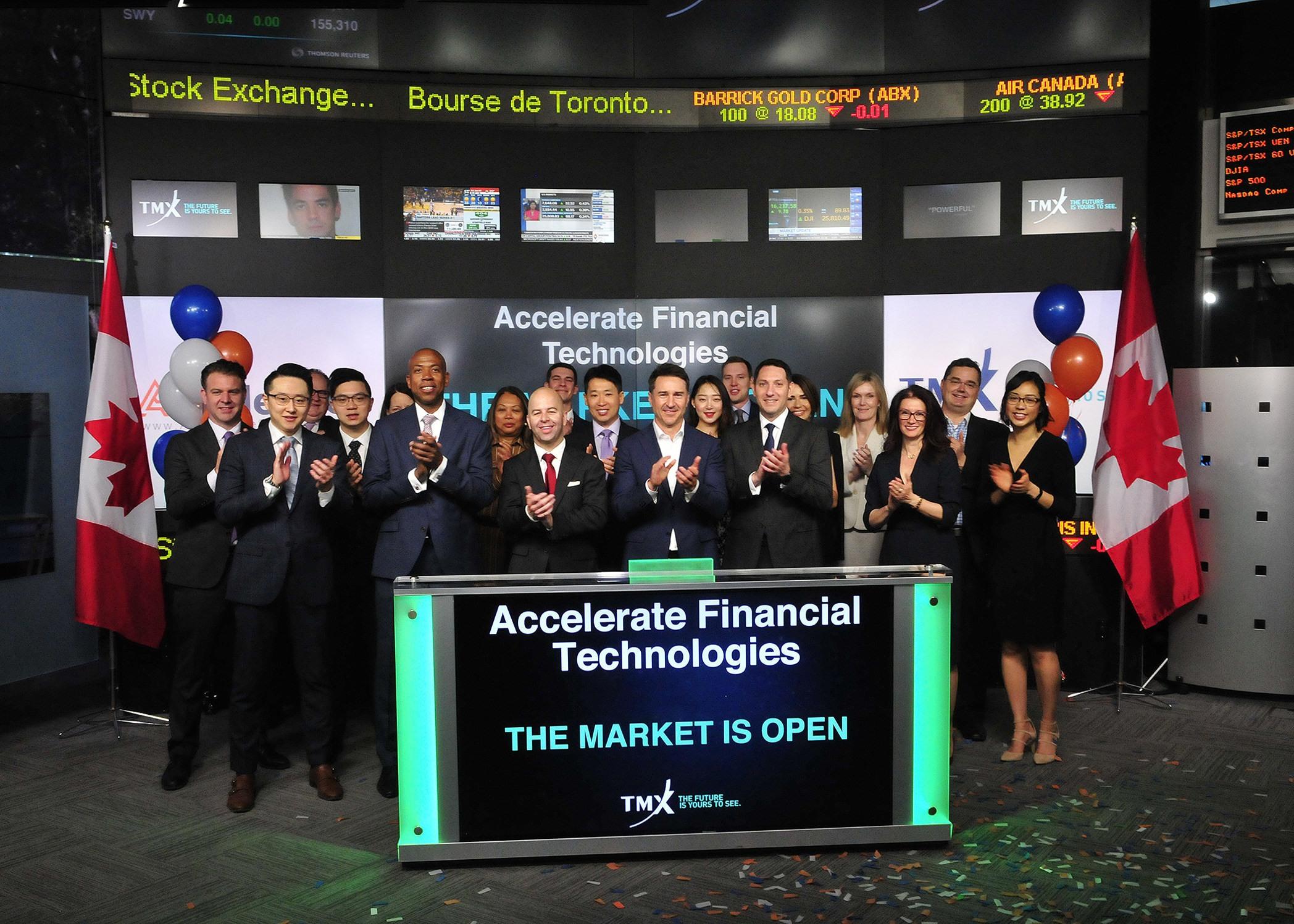 Инвестиционная компания Accelerate подала заявку на BTC-ETF