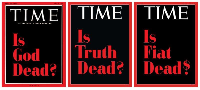 Журнал TIME продаст обложки в виде NFT