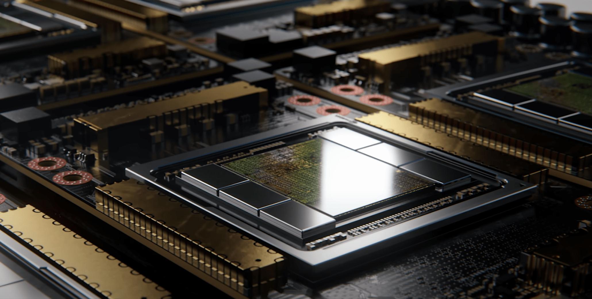 Nvidia представит ускоритель для майнинга