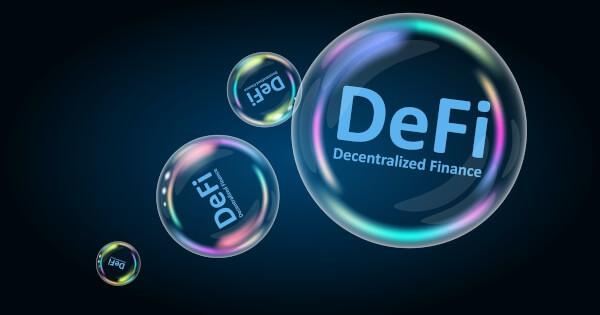 В DeFi-протоколах заблокировано почти $80 млрд активов