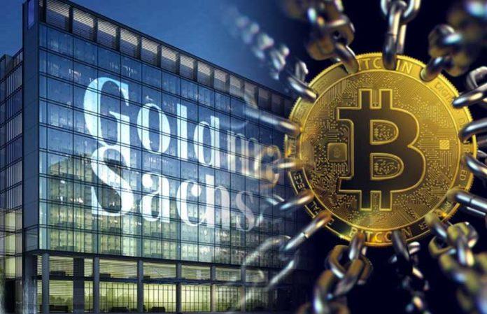 Goldman Sachs запустит продукты на базе BTC в 2021 году