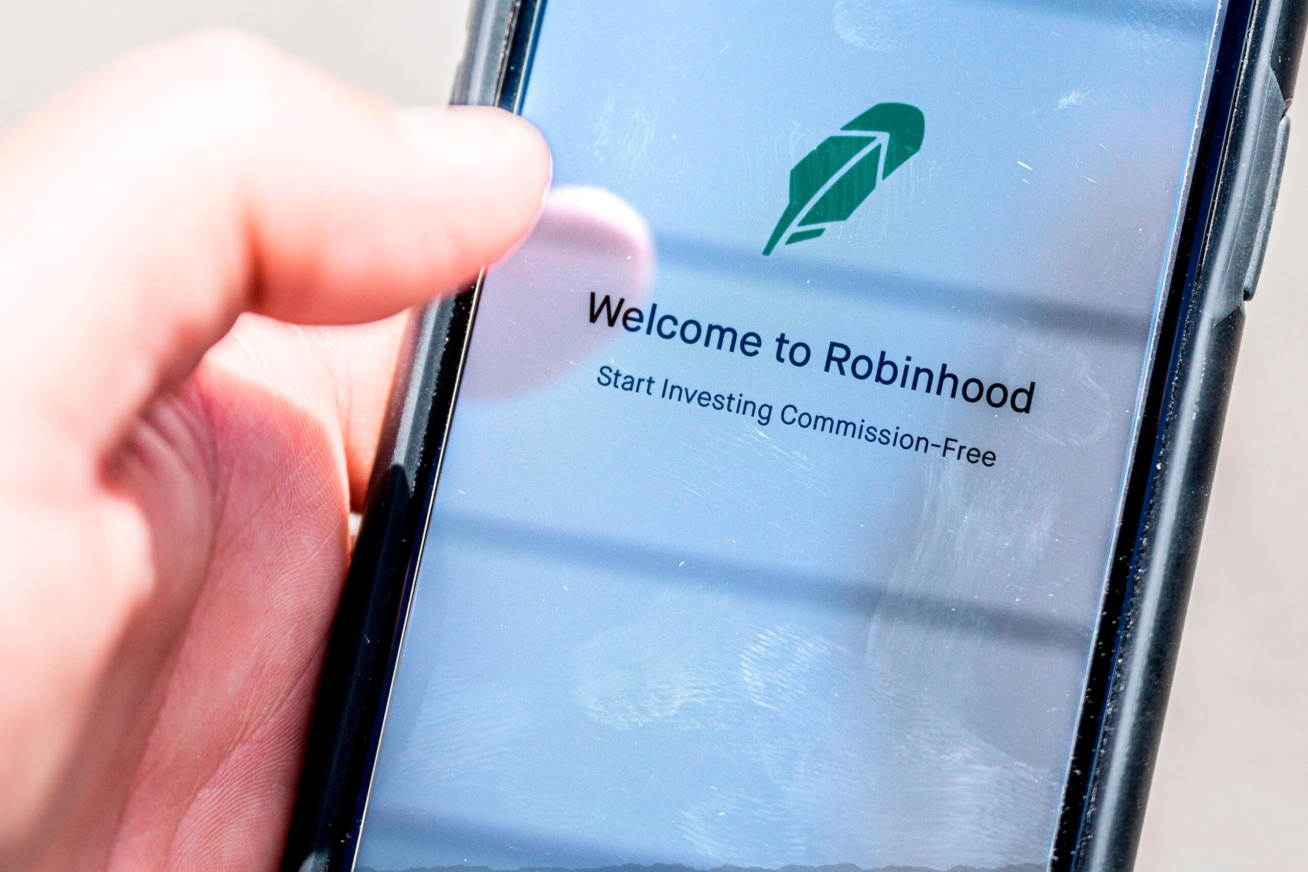 Robinhood подала заявку на размещение акций на бирже