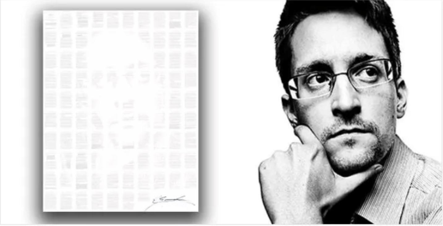 Сноуден продал свой NFT за $5,5 млн
