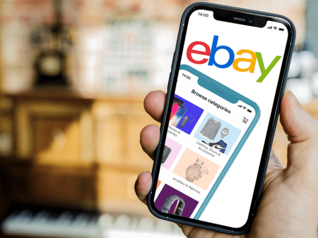 На eBay можно торговать NFT