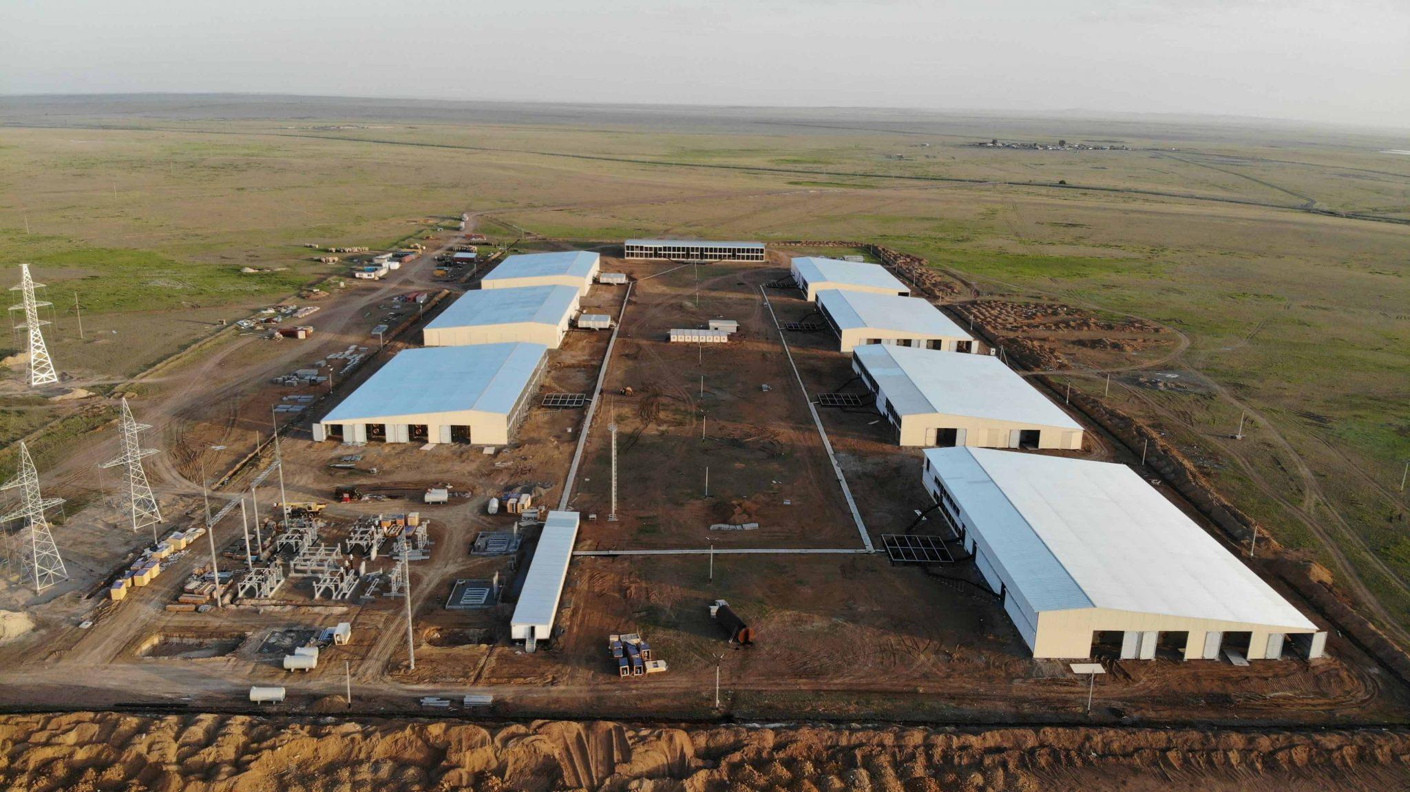 Майнинг-центр мощностью 16 МВт могут построить в Казахстане