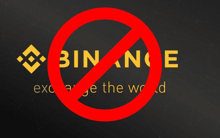Деятельность Binance запретили в Великобритании