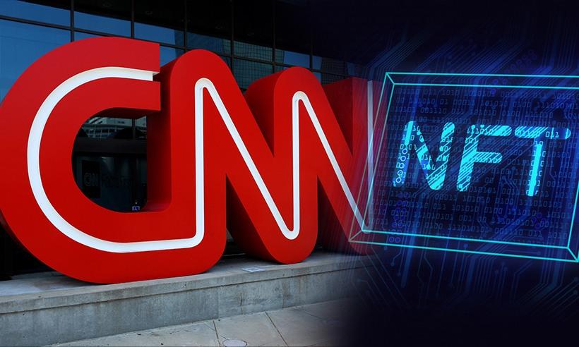Телеканал CNN продаст новости в NFT