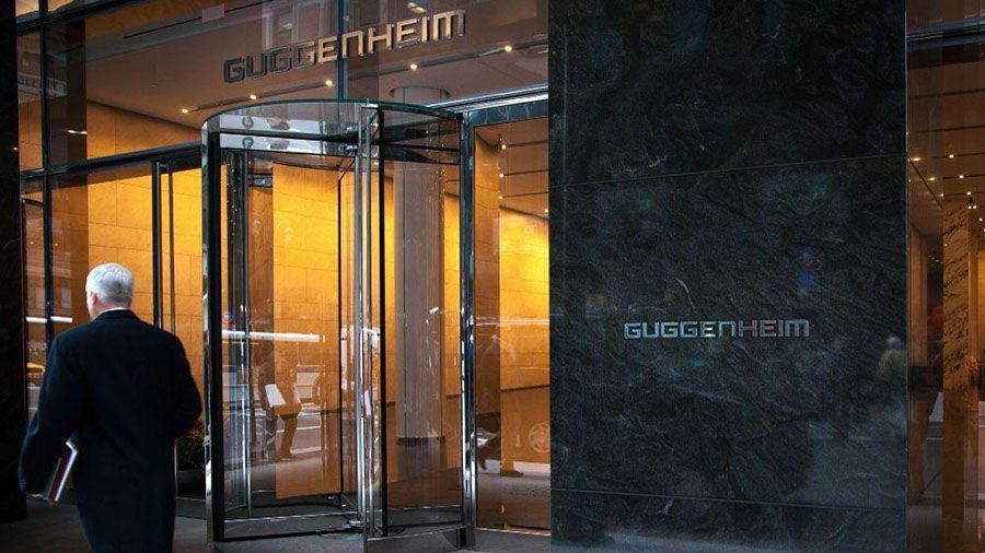 Guggenheim Partners — Bitcoin упадет к $15 000