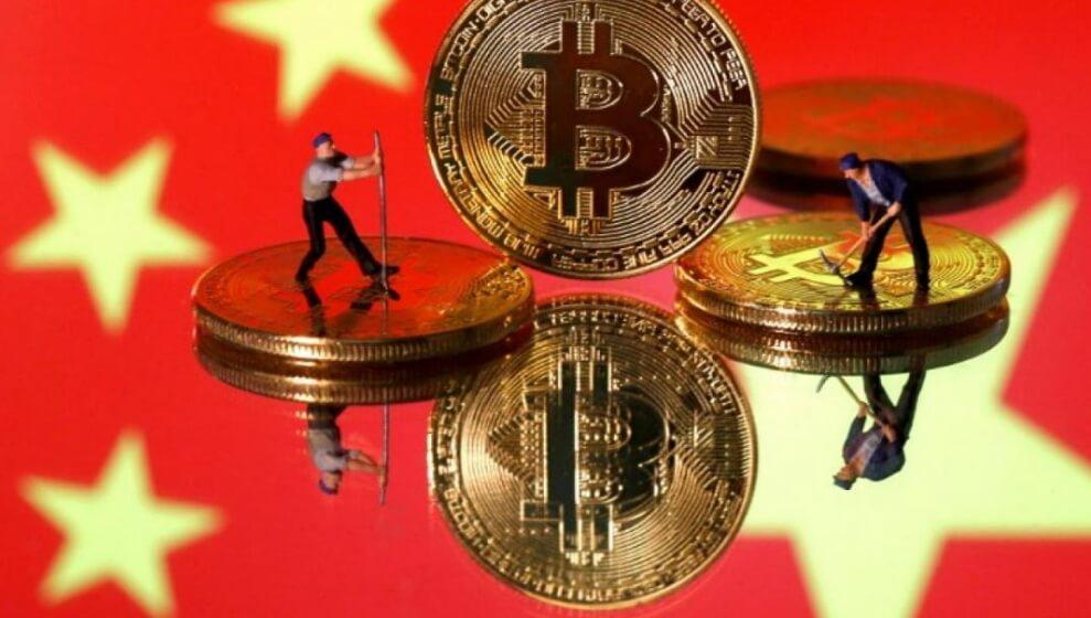 Китай запретил майнинг криптовалюты в провинции Сычуань