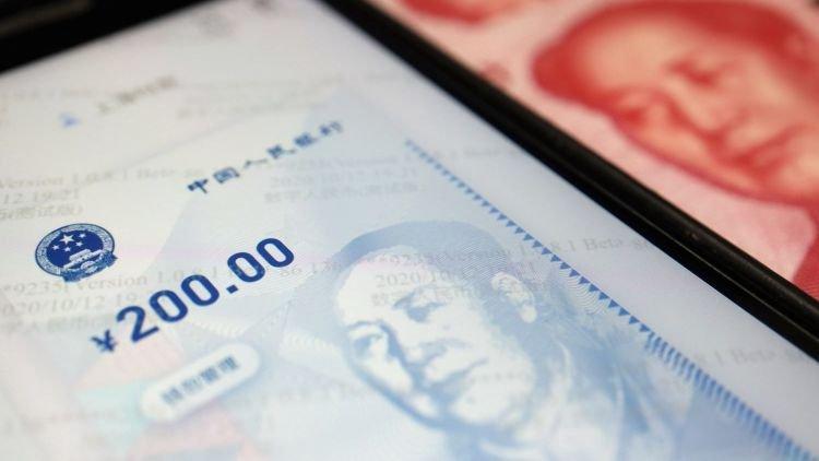 Еще $3 млн цифрового юаня раздали в Шанхае