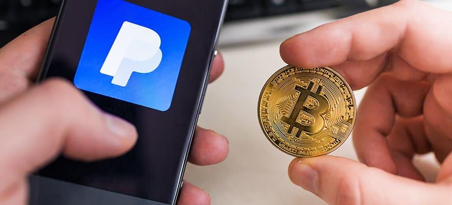 Клиенты PayPal из Великобритании получат доступ к криптовалютам