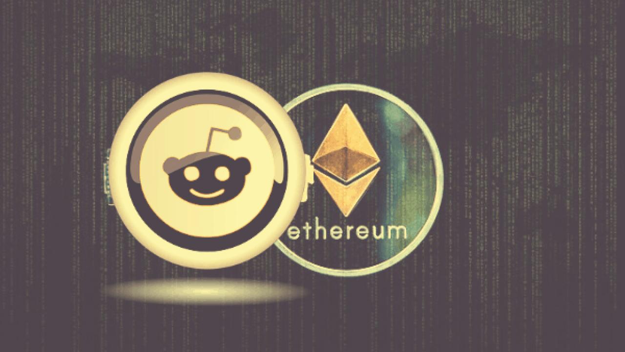 Reddit переносит токены в основную сеть Ethereum