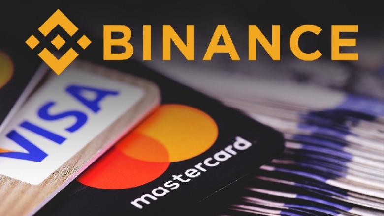 Visa и Mastercard продолжат работать с Binance