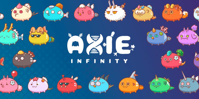 Аудитория NFT-игры Axie Infinity — более 1 млн человек