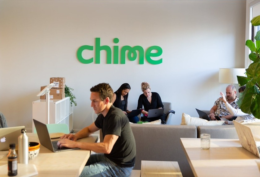 Chime: $750 млн инвестиций при оценке в $25 млрд