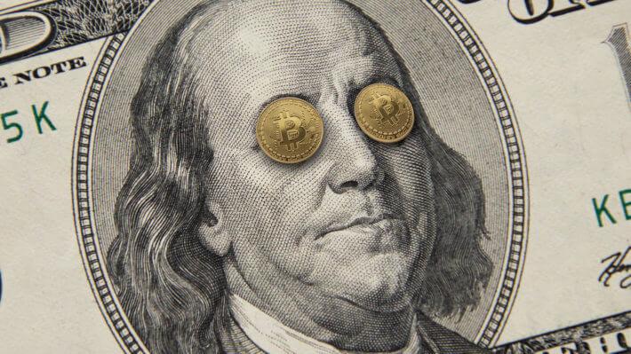 Эксперт: Доллар VSБиткоин