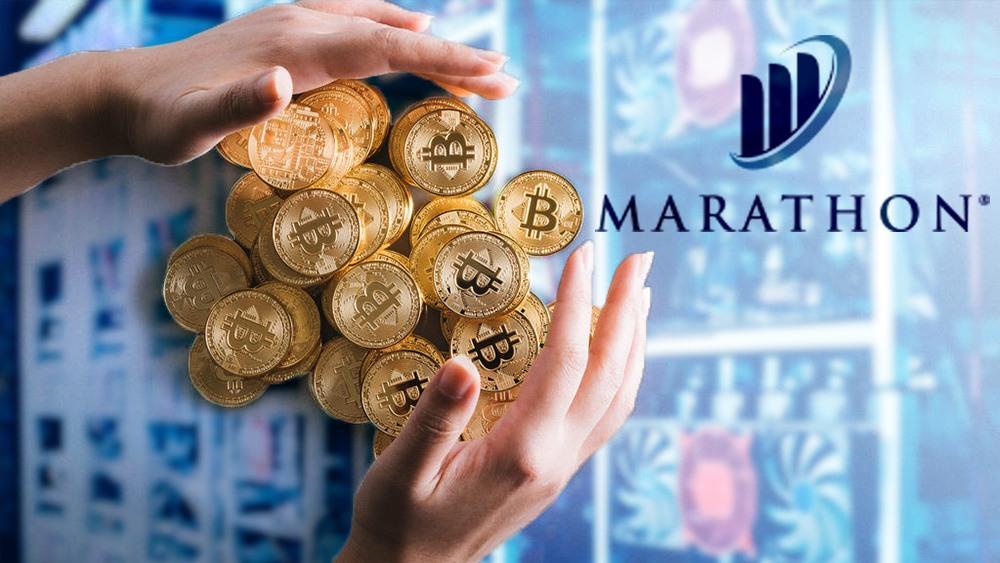 Резервы Marathon в биткоине уже 6225 монет