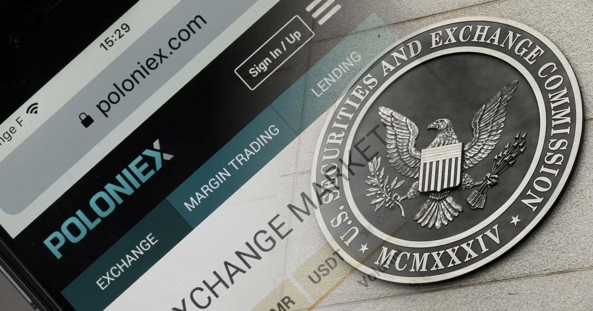 BTC-бирже Poloniex прилетел штраф от SEC