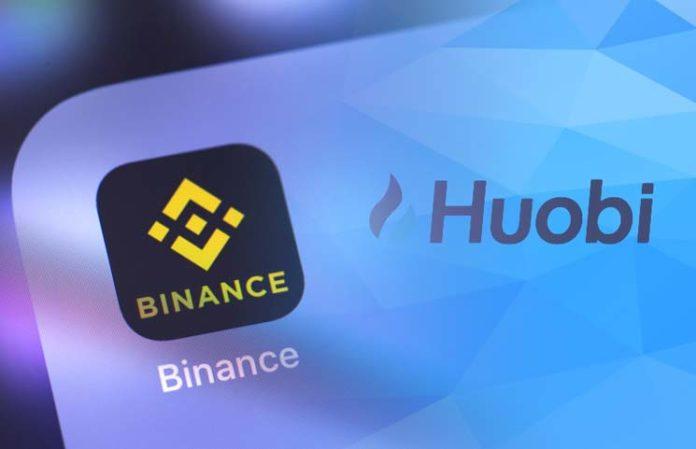 Почему Binance и Huobi не регистрируют новых пользователей?