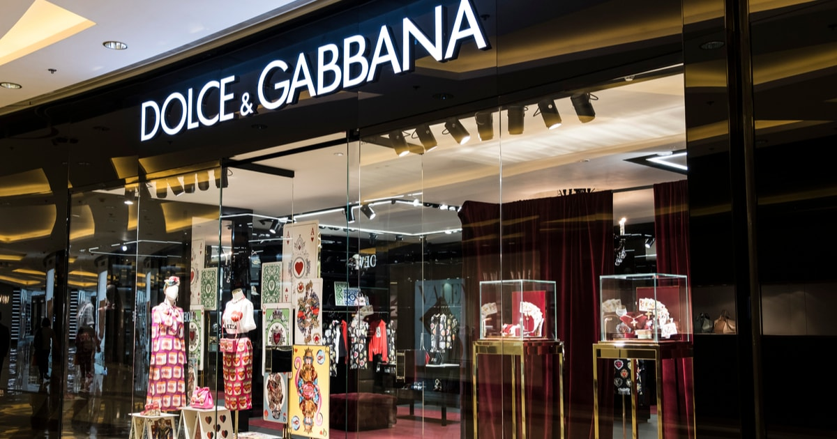 Dolce & Gabbana реализовала NFT за 1885 ETH