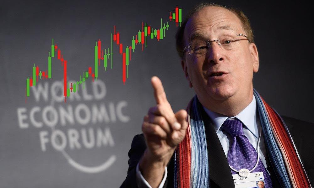 CEO BlackRock: биткоина не будет по $80 000