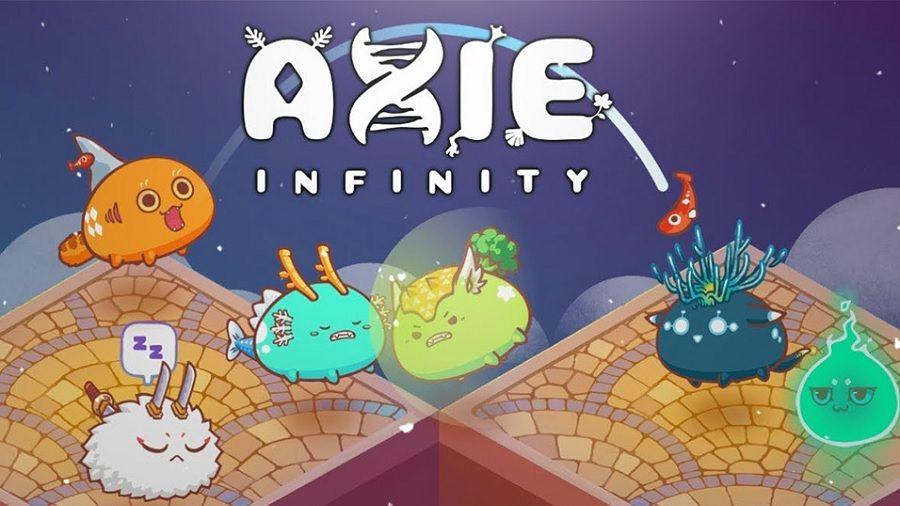 Токен Axie Infinity подорожал на 115%